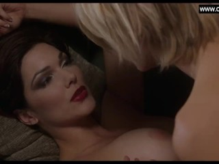 Naomi Watts, Laura Harring - Lesbian Sex Scenes, Big Boobs - Mulholland Dr.