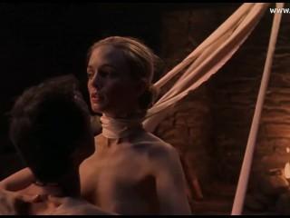 Heather Graham - Explicit, sweaty sex scene, Big Boobs and Butt