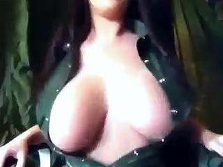Big Boobs Pop Out Of My Shirt