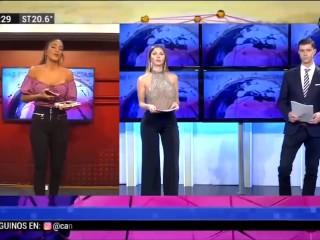 Hot Host TV - Bionda Latina Tette Grandi