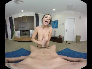 Sofi Ryan VR cumshot compilation (VR 180)