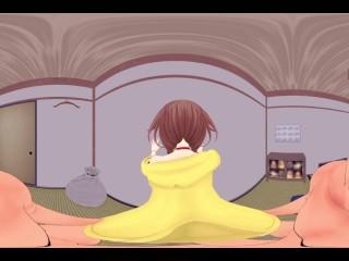 [VR 360 4K] Korone Inugami Her jealousy is cute