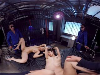 [VR] Underground Prison 2 Girl Play