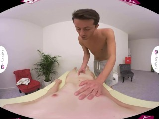 VR PORN - ANNA SWIX- FUCKING ON THE MASSAGE TABLE AND BLOWJOB