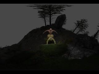 Grandma ORC - Fantasy Virtual Reality Episode 01 by NSFWSTUDIO VR