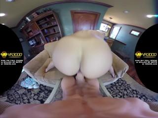 VR3000 - Savannah Lace & Magic Mike - Starring Savannah Lace - 180° HD VR