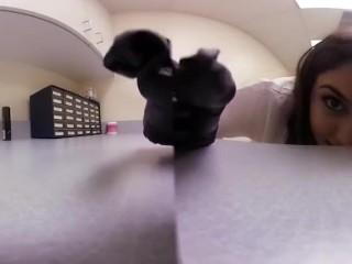 Giantess 360 VR - Lab Test (trade?)