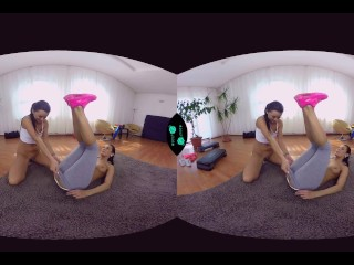 TAKE 'EM OFF - A VR PANTY COMPILATION PART 1