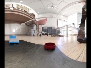 Giantess audio comic VR test
