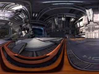 VR - 3D Giantess test by AnAlternateUsername