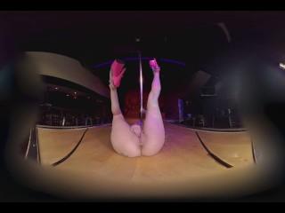 Hot Stripper at the club