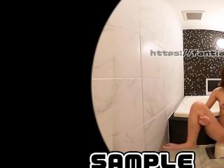VR お風呂で絶叫オナニー#2