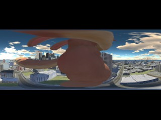 Giantess Bunny Titty Crush VR (Game/World for PC and VR on Patreon)