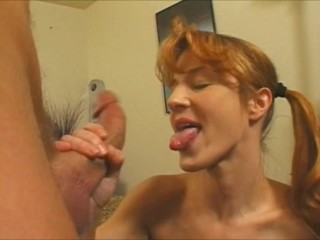 Blowjob - Deepthroat Fap Challenge