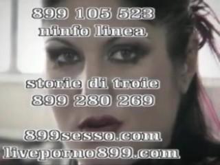 899 105 523 dal vivo 899 280 269 storie hard