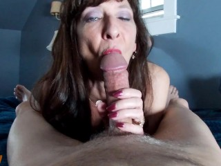 Sexy Milf Marie Blowjob Cumshot Swallow Compilation