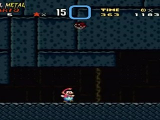 Super Mario World Speedrun 11:47 Dio del Metal Tromba Principessa Beach POV