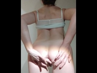 Horny girl masturbates. I'M WAITING FOR YOU!