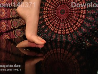 Shoejob footjob cumpilation by Sassy Sissy Shoe Shop