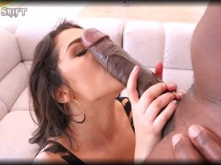 Valentina Nappi destroyed by BBC