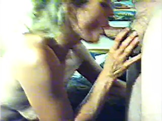 Roberta sucking cock