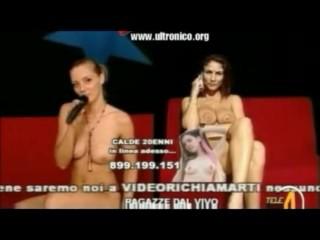 Maya Gold & Roberta Missoni- Diva futura channel
