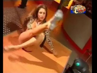 ROBERTA GEMMA sexy bar tv