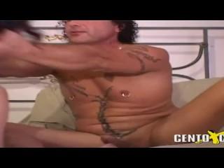Centoxcento-Beato chi se le fa sul sofà (Amatoriale Italiano)