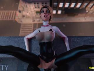 Videogiochi porno - Nude 3D Hentai Compilation