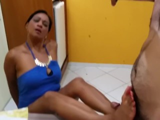 footjob latinas