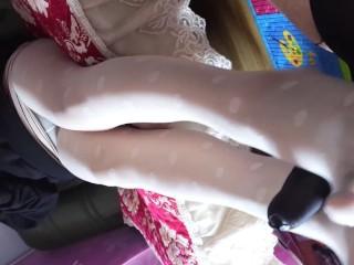Footjob cinese matricola footjob femminile
