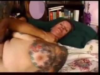 Busty Mature Tattoed Sue
