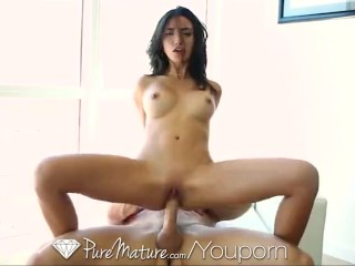 YouPorn - HD PureMature Sexy latina cant wait to get fucked hard
