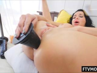hot mature anal